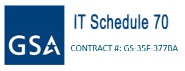 General Services Administration (GSA) Information Technology Services (IT) Schedule 70 Logo